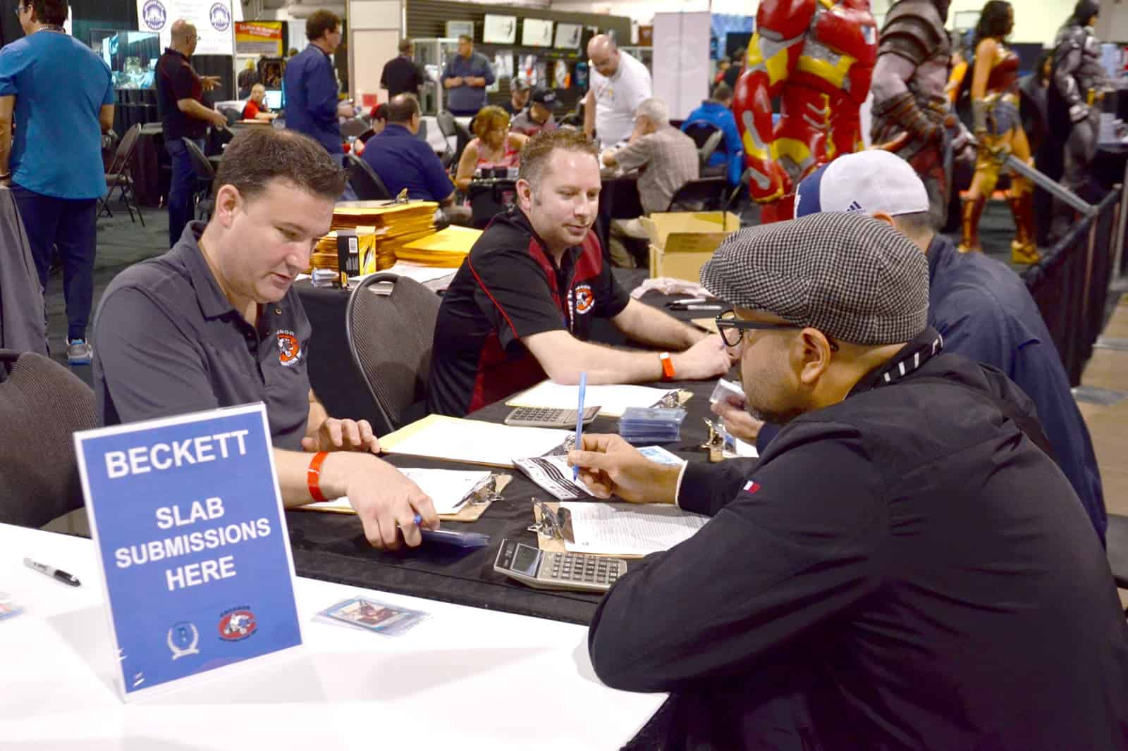 sport card memorabilia expo canada s largest sports collectables