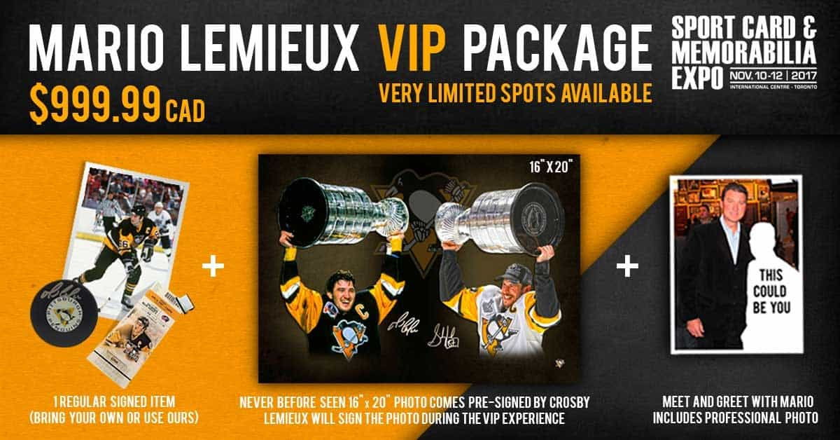Lemieux VIP Package Social Ad - Tickets