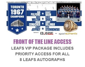 SCME18 NOV VIP 2018 leafs priority - Tickets