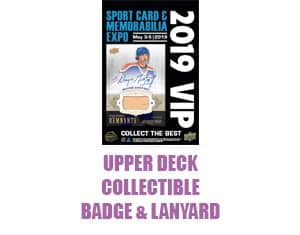 VIP Package badge - Tickets