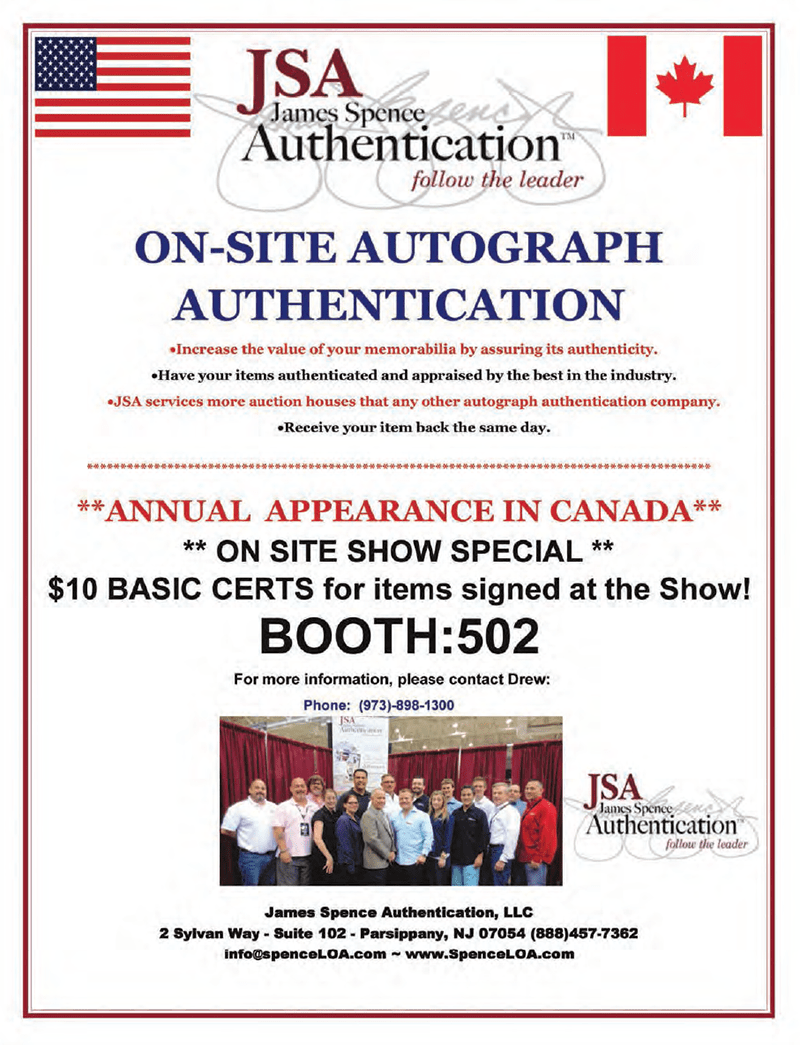 jsa authentication - Magazine