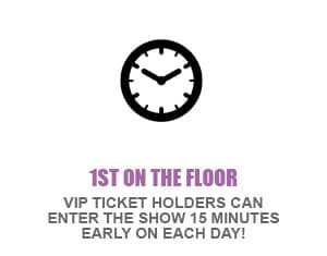 vip 1stonfloor - Tickets