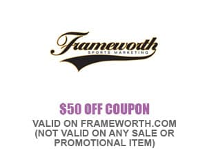 vip frameworth - Tickets